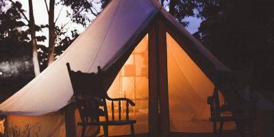 Glamping Alfta Camping